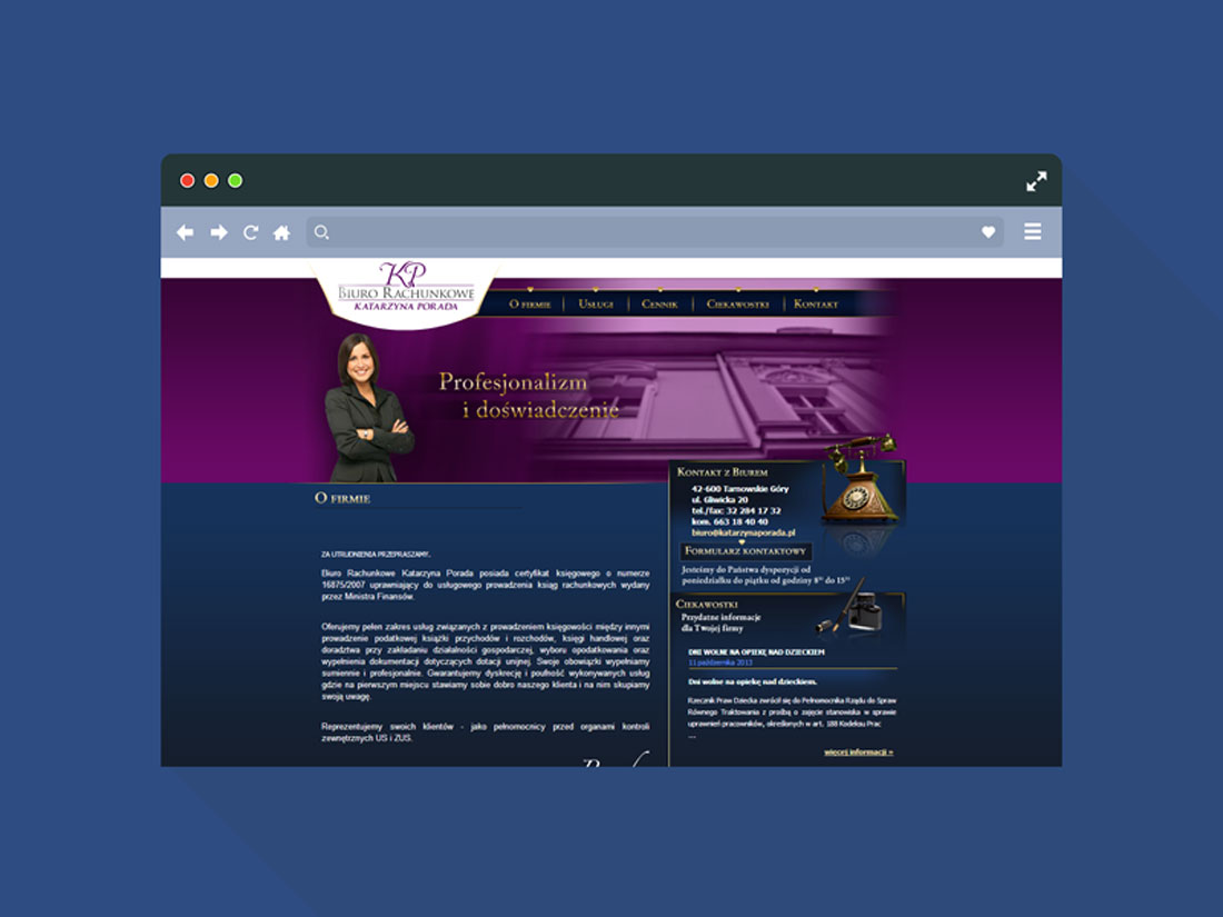 strona www start