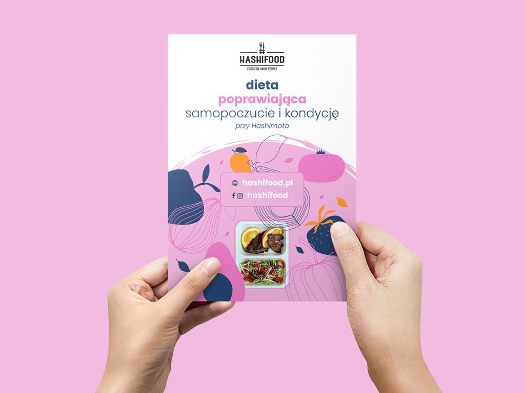 hashifood dieta projekt ulotka