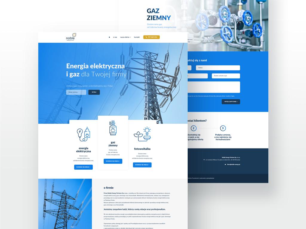 noble energy partners strona www energia elektryczna igaz