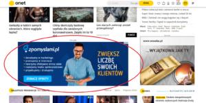Reklama-zpomyslami-na-stronie-internetowej-onet.pl