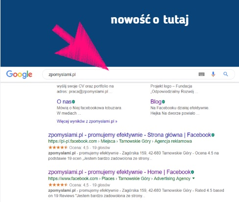 sticky header google